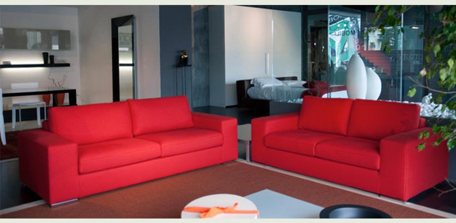 Divani letto rossi idee per il design della casa for Divani rossi